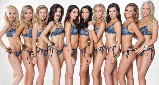 Uusi Miss Suomi valitaan 1.lokakuuta.