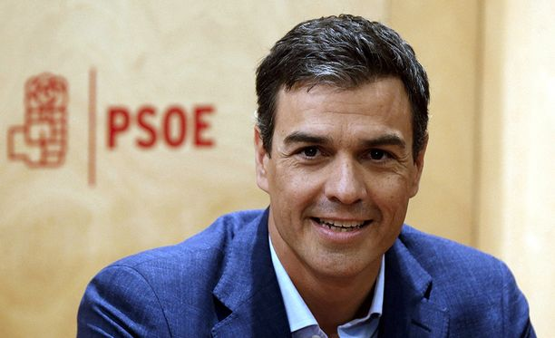 Pedro Sanchez nousi sosialistien johtoon 2014, mutta joutui eroamaan hävittyään kahdet vaalit. Yllättäen hänet valittiin uudestaan puolueen johtoon viime vuonna.