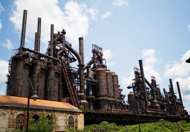 Bethlehem Steel oli mahtifirma, joka unohti uudistua.
