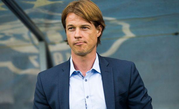 Mika Lehkosuo arveli, ettei Sebastian Sorsan vamma ole vakava.