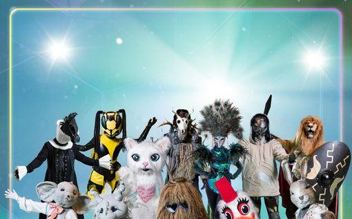 Masked Singer Suomi -ohjelmassa paljastui jälleen henkilöllisyys – tunnistitko sinä?