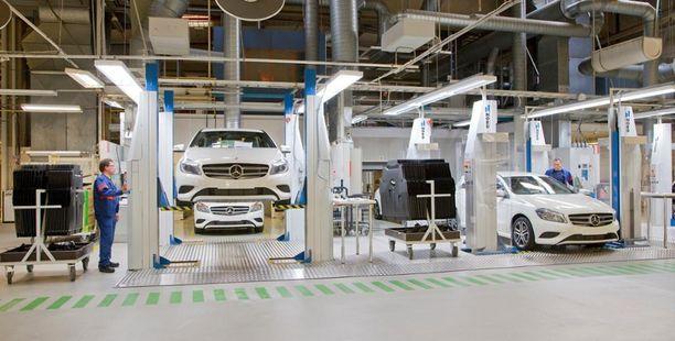 Daimlerin päätös aloittaa Mersun A-sarjan valmistus Uudessakaupungissa käynnisti autotehtaan uuden kukoistuksen aikakauden. Ensi vuonna yli tuhat uutta työntekijää saa työpaikan tehtaalta.