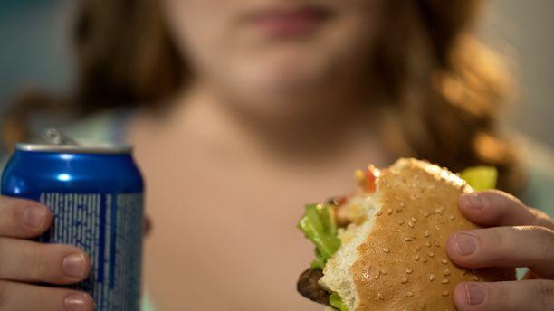 Runsas lihansyönti ja sokerlimsa ovat yhteydessä kohonneeseen tulehdusriskiin.