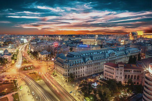 Bukarest on edullinen kaupunkikohde, josta löytyy helposti tekemistä pitkäksi viikonlopuksi.