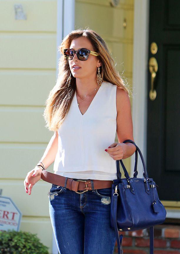 Christine Ouzounian sai potkut, kun Jennifer Garner kuuli salasuhteesta.