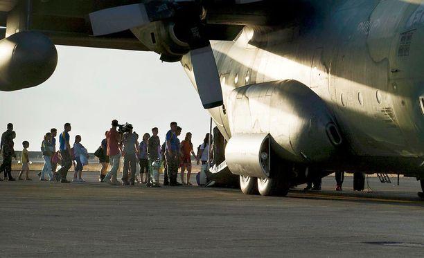 Lentokentän aikataulujen pitäisi muuttua lisättyjen turvatoimien vuoksi.