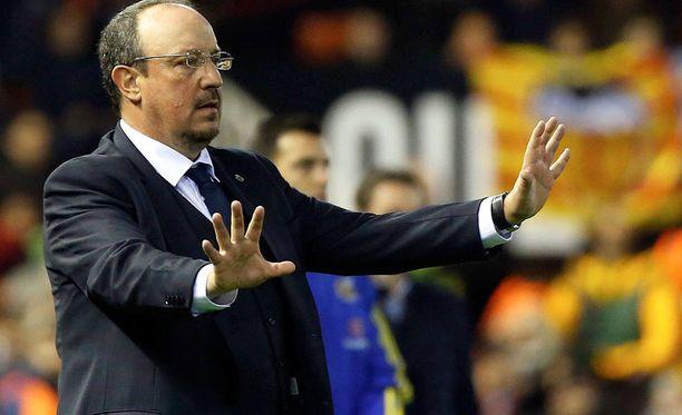 Rafael Benitez sai monoa Real Madridista, uutisoi muun muassa Marca-lehti.
