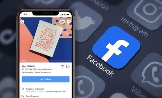 Facebook Shop saapuu Facebookin palveluihin.
