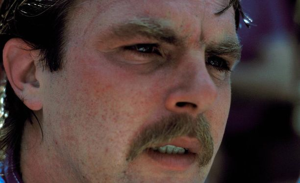 Keke Rosbergin viikset vuonna 1982.