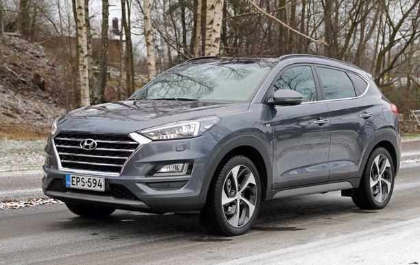 Dieselhybridi on markkinoilla harvinaisempi kuin  bensiinihybridi.