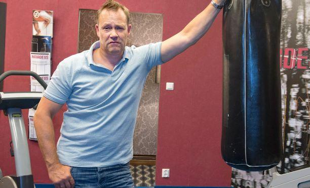"""Rakastettu """"Lasse Sievinen"""" aloitti Salkkareissa vuonna 2004."""