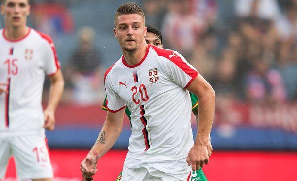 Serbian MM-otteluita katsoessa katseet kannattaa suunnata tähän mieheen.
