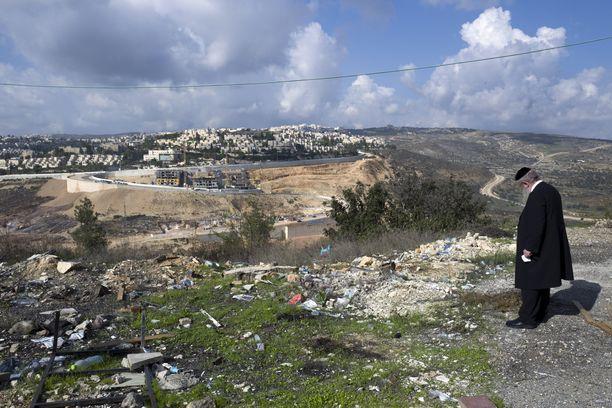 Israel aikoo rakentaa lähiaikoina Länsirannalle uuden siirtokunnan vuosien tauon jälkeen.