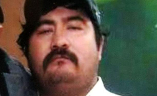 Kuuromykkä Magdiel Sanchez ei kuullut poliisien käskytystä.