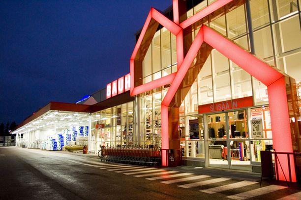 Bauhausin valikoimaaan kuuluu 100 000 tuotetta, joista noin puolet suomalaisia.