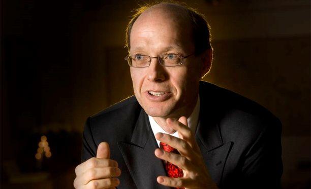 Terveysalan yritysten ansiotulolistan kärjessä on Orionin toimitusjohtaja Timo Lappalainen.