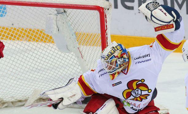 Henrik Karlsson antautui vain kerran, mutta se riitti Torpedolle.