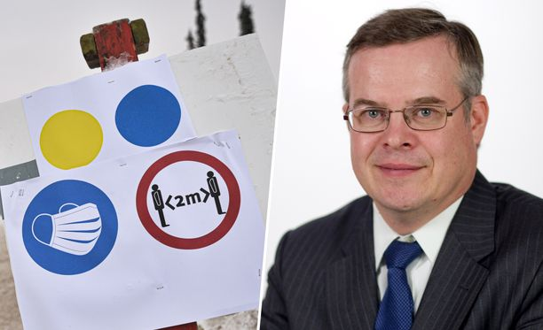Terveysoikeuden professori Lasse Lehtonen työskentelee myös Husin diagnostiikkajohtajana.