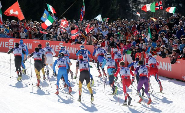 Norjalaiset ovat hallinneet 50 kilometrin yhteislähtökisoja MM-kisoissa: kuudesta kullasta viisi on mennyt Norjaan.