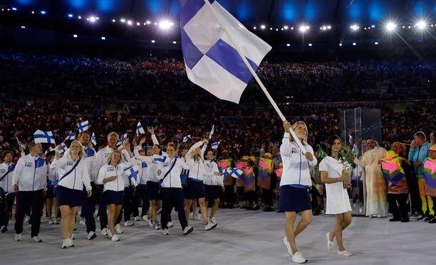 Suomen mitalitili on vielä avaamatta Riossa.