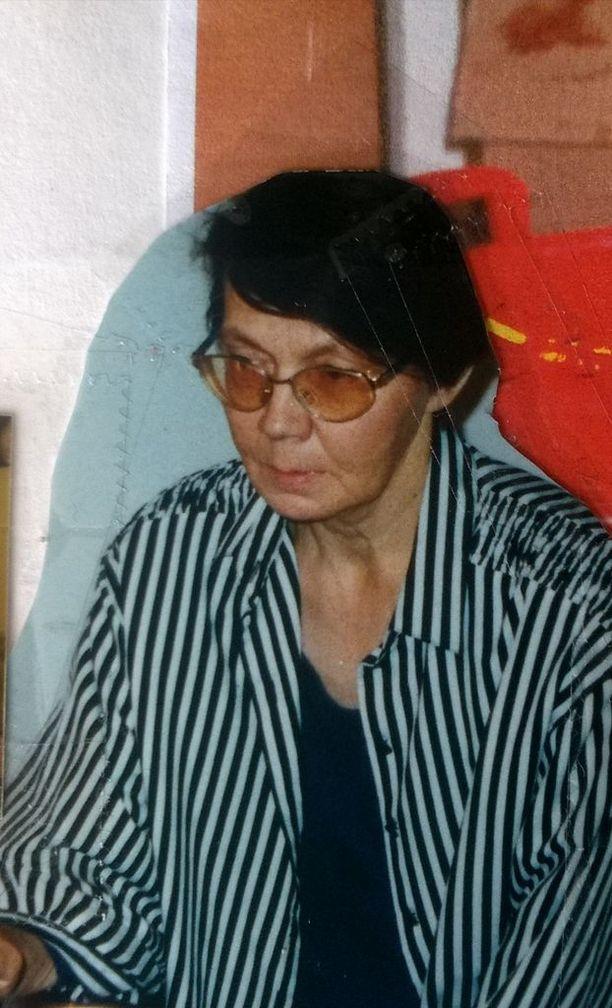 Poliisi pyytää havaintoja kadonneesta Niina Jefremoffista.