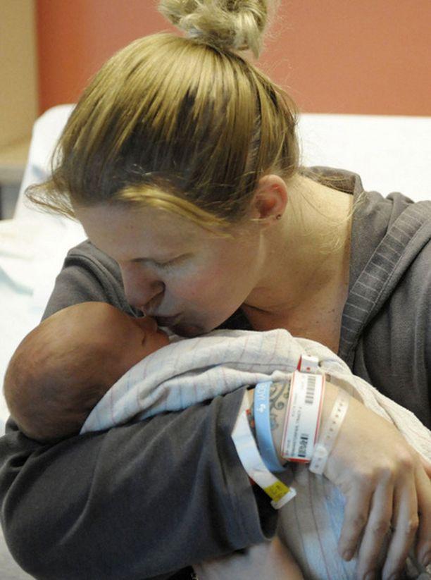 Äiti ja lapsi selvisivät lopulta molemmat elossa.