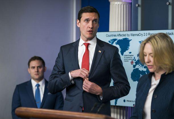 Presidentin turvallisuusneuvonantaja Tom Bossert kertoi tiistaina, että Yhdysvallat syyttää virallisesti Pohjois-Koreaa Wannacry-haittaohjelmasta.