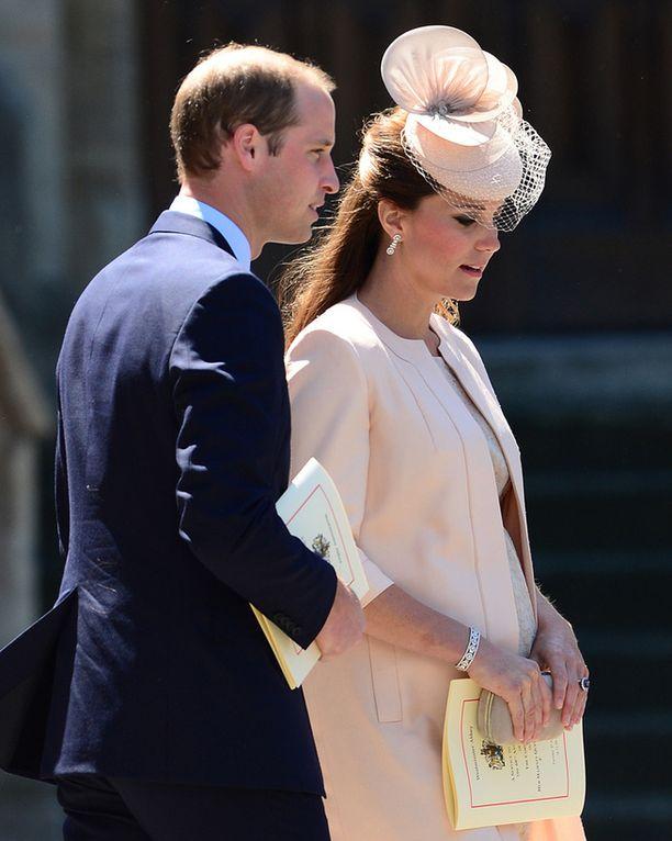 William ja Kate