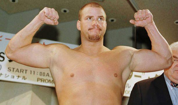 Tommy Morrisonin vaikein taistelu alkoi helmikuussa 1996.