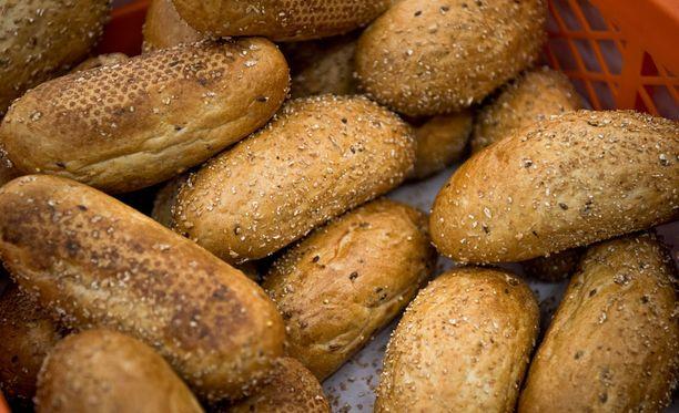 Esimerkiksi keliaakikot eivät voi syödä tavallisessa leipomossa valmistettua leipää. Kuvituskuva.