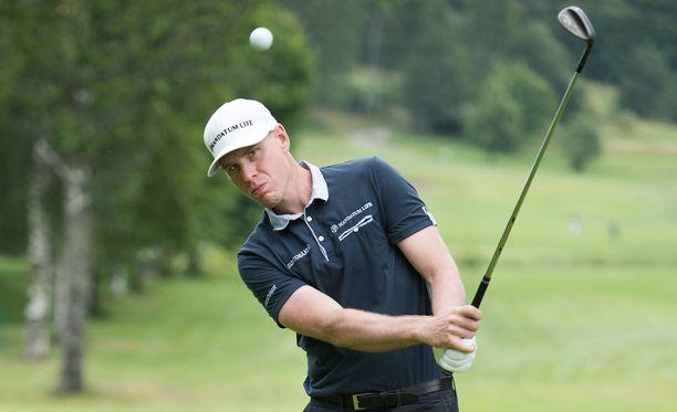 Roope Kakko seuraa oman lajinsa golfin lisäksi paljon muutakin urheilua.