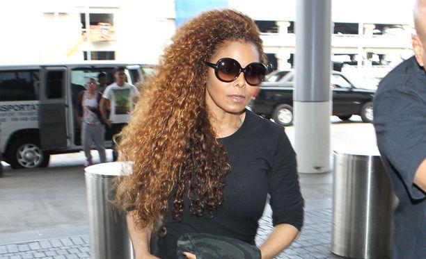Janet Jackson sai esikoisensa 3. tammikuuta.