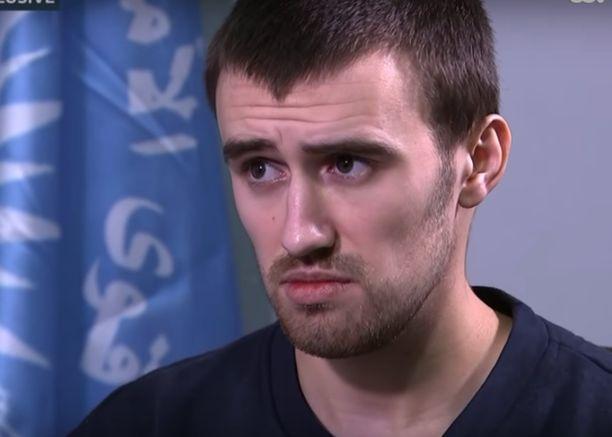ITV News haastatteli Jack Lettsia syyrialaisessa vankilassa alkuvuodesta.