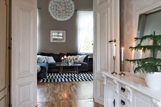 Huonekuusi sopii kodin huonekasviksi ympäri vuoden tai sillä voi tuoda joulun tunnelmaa talvikotiin.