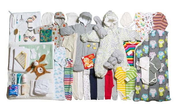 Äitiyspakkaus on suomalainen innovaatio.