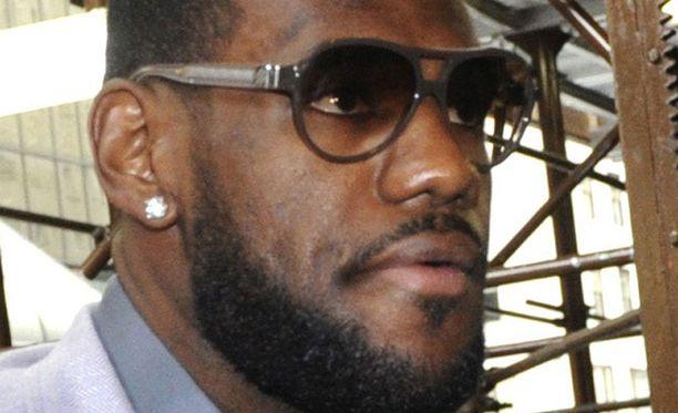LeBron James on vihastuttanut monet fanit.