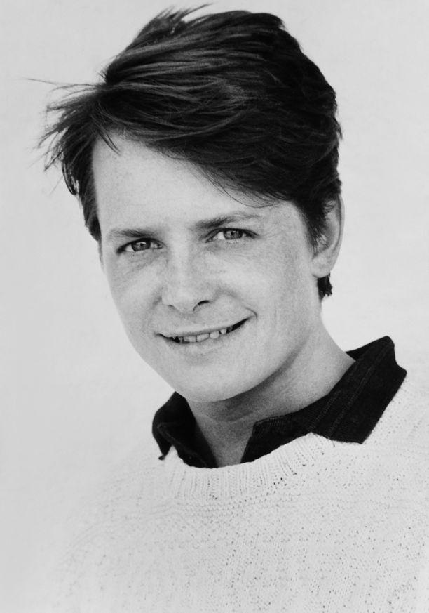 Uransa alussa Michael J. Fox näytteli komedioiden päärooleissa. Tähti ikuistettuna vuonna 1987.