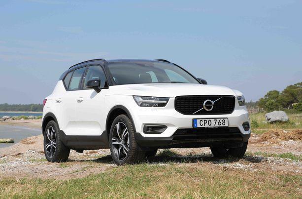 XC40 T5 Twin Enginen lanseerauksen jälkeen kaikki Volvo-mallit saa myös lataushybridinä.