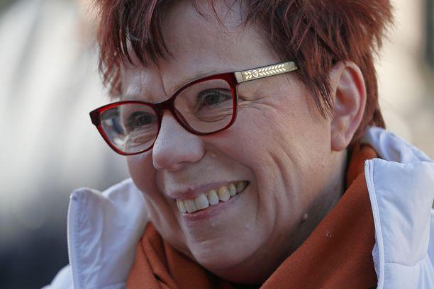 Merja Mäkisalo-Ropponen (sd) on eduskunnan tarkastusvaliokunnan varapuheenjohtaja.