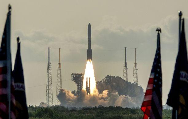 United Launch Alliance Atlas V -raketti lähti matkaan torstaina iltapäivällä Suomen aikaa.