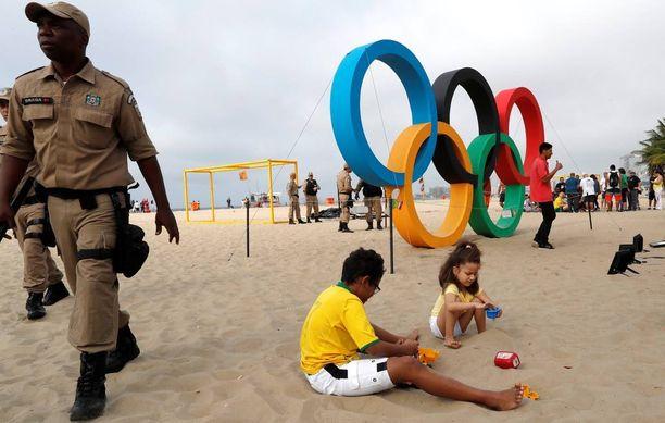 Tuleville sukupolville jää maksettavaksi urheilukisojen lasku.