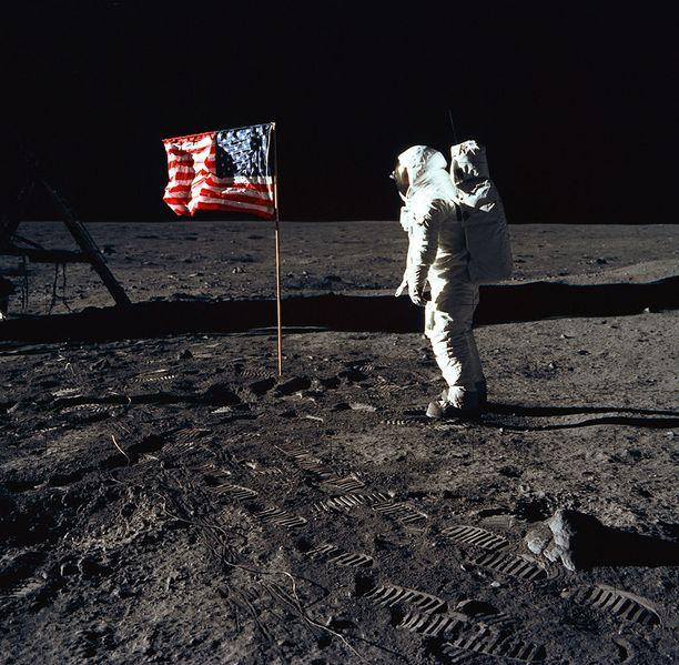 Onko Kuussa käyty todella?