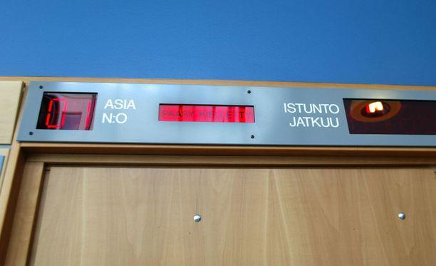 Keski-Suomen käräjäoikeus on tutkinut Saarijärvellä tapahtuneen raiskauksen yrityksen.