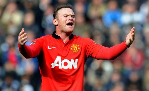 Onko Wayne Rooney seuraava Englannin maajoukkuekapteeni?