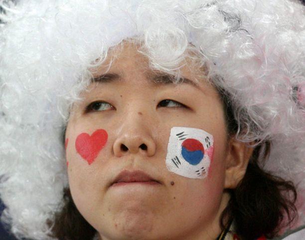 Kannattavatko Etelä-Korean urheilufanit pian yhteistä Korean joukkuetta?