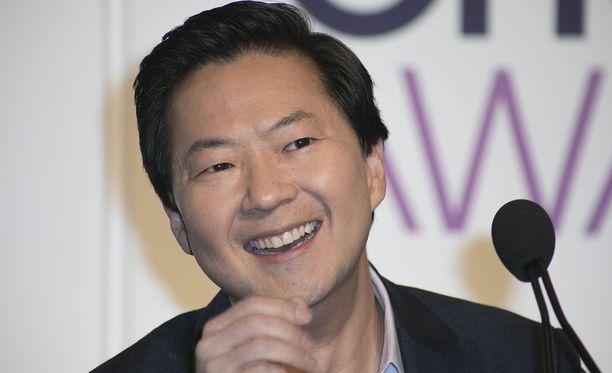 Ken Jeong.