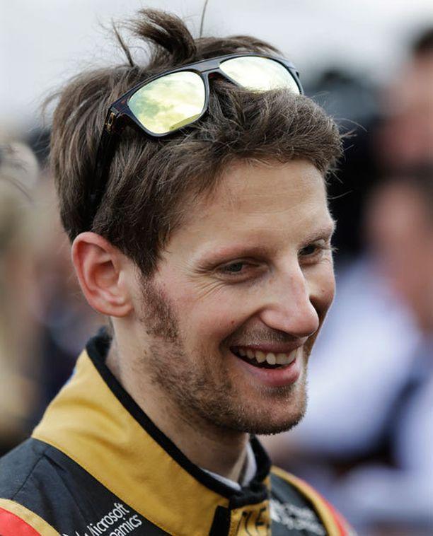 Romain Grosjeanilta sataa kehuja tuoreelle tallitoverille.