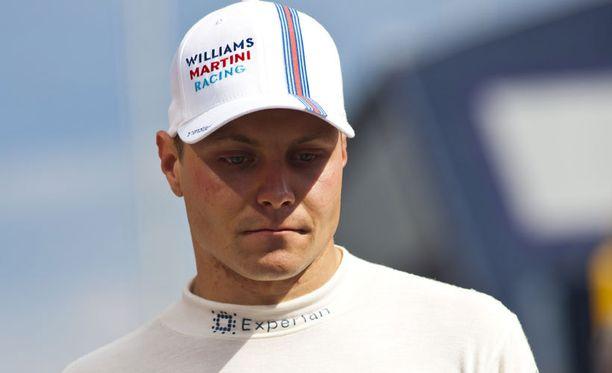 Valtteri Bottas luottaa Williamsin iskukykyyn.