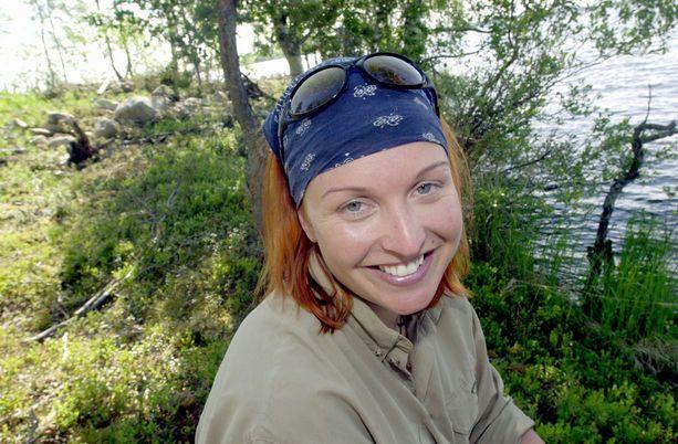 Jutta Suuressa seikkailussa vuonna 2001.