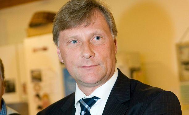 Entinen maatalousministeri Jari Koskinen (kok) on Kuntaliiton uusi toimitusjohtaja.